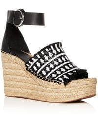 Marc Fisher - Andrew Espadrille Wedge Sandal - Lyst