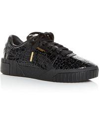 2d260a913b0773 Lyst - PUMA 364724-02   Vikky Platform Womens Sneakers Leather (6.5 ...