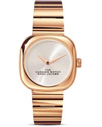 Marc Jacobs - The Cushion Watch - Lyst
