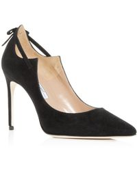 Brian Atwood - Women's Veruska Pointed-toe Court Shoes - Lyst