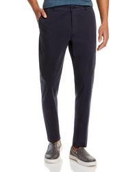 Bloomingdale's Bloomingdale's Slim Fit Chinos (59% Off) Comparable Value $98 - Blue
