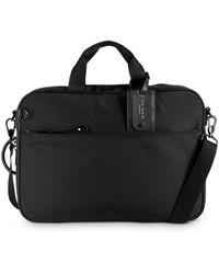 Ted Baker Travel Nylon Convertible Document Bag - Black