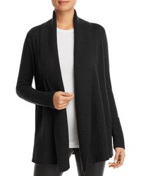 C By Bloomingdale's - Shawl - Collar Cashmere Cardigan - Lyst