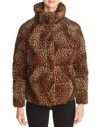Unreal Fur - Huff And Puff Faux Fur Puffer Coat - Lyst