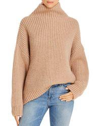 Anine Bing Sydney Funnel Neck Sweater - Multicolor