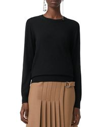 17661855886a Lyst - Burberry Brit Zip-pocket Sweater Tunic in Brown