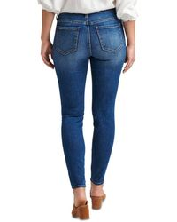Jag Jeans Cecilia Skinny Jeans In Thorne Blue