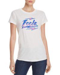 Pam & Gela - Feels Short-sleeve Tee - Lyst