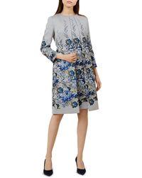 Hobbs - Royal Chrysanthemum Coat - Lyst