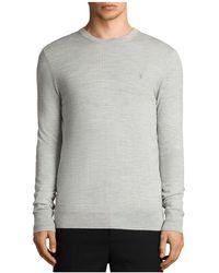 AllSaints - Mode Merino Sweater - Lyst