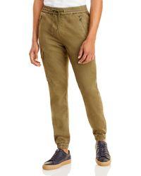 Joe's Jeans Slim Cargo Jogger Trousers - Green