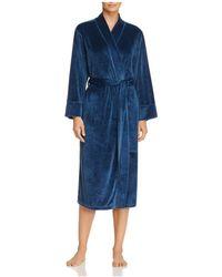 Natori - Velvet Long Robe - Lyst