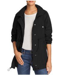 Aqua | Packable Raincoat | Lyst