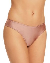 Sam Edelman Venice Beach String Tie Triangle Bikini Top - Multicolor