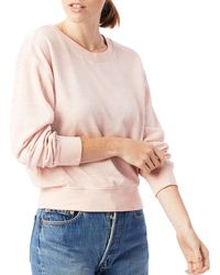 Alternative Apparel The Deb Sweatshirt - Pink