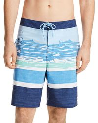 Vineyard Vines - At Sea Scenic Board Shorts - Lyst