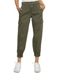 Sanctuary Commander Cargo Trousers - Green