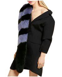 Charlotte Simone - Popsicle Fox Fur Scarf - Lyst