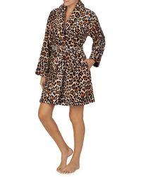 Kate Spade Leopard Print Robe - Multicolour