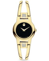 Movado - Amorosa Diamond Watch - Lyst