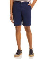 AG Jeans Griffin Regular Fit Shorts - Blue