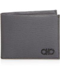 Ferragamo - Revival Leather Wallet - Lyst