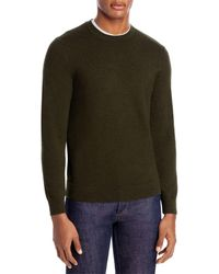 Theory Hilles Cashmere Jumper - Green