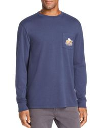 Vineyard Vines - Thanksgiving Tee - Lyst