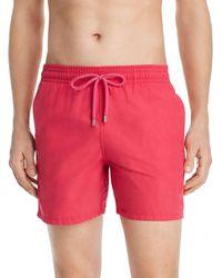 f8ee45fc98638 Vilebrequin - Moorea Tulum Aqua-reactive Turtle-print Swim Shorts - Lyst
