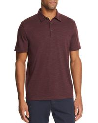 Theory - Bron Regular Fit Polo Shirt - Lyst