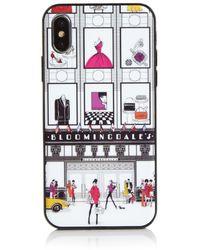 Bloomingdale's Flagship Storefront Iphone X Case - Black