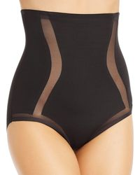 Tc Fine Intimates - Middle Manager High - Waist Briefs - Lyst