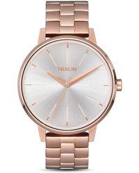 Nixon - The Kensington Watch - Lyst