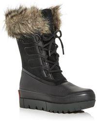 Sorel Women's Joan Of Arctic Next Waterproof Cold Weather Boots - Black