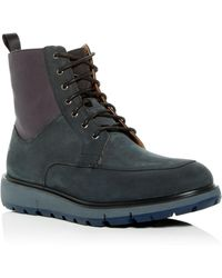 Swims - Men's Motion Waterproof Suede Apron Toe Country Boots - Lyst