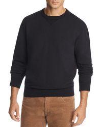 Bloomingdale's Crewneck Sweatshirt - Blue