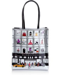 Bloomingdale's Small Store Front Tote - Multicolour