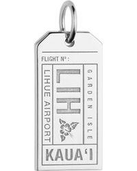 Jet Set Candy - Hawaii Lih Luggage Tag Charm - Lyst