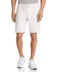 Reigning Champ - Raw Edge Sweat Shorts - Lyst