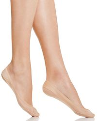 Hue - Classic Silicone Edge Liner Socks - Lyst