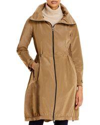 Herno Shiny Nylon Jacket - Natural