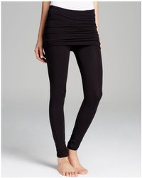 Splendid   Skirt Leggings - Fold Over   Lyst