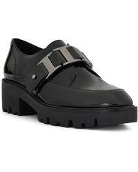 Donald J Pliner Women's Slip On Embellished Loafer Flats - Black