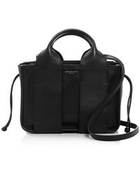 Alexander Wang Rocco Small Leather Tote - Black