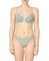 On Gossamer - Sleek Micro Push - Up Bra - Lyst