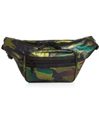 LeSportsac Montana Metallic Camo Belt Bag - Multicolour