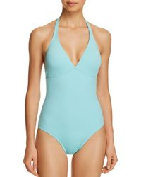 Vilebrequin - Solid Water One Piece Swimsuit - Lyst