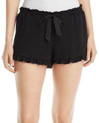 Josie - Ruffle Shorts - Lyst
