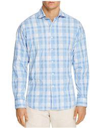 Haspel - Oak Classic Fit Button-down Shirt - Lyst