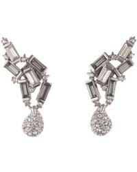Alexis Bittar - Climbing Crystal Earrings - Lyst